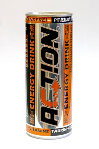 Action Energy Drink - by www.deepsonic.ch, 11.05.2015