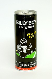 Billy Boy - by www.deepsonic.ch, July 2008