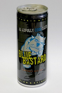 Blue Bastard - by www.deepsonic.ch, 03.10.2011
