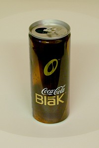 Coca Cola Blak - by www.deepsonic.ch, February 2007