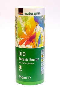 Coop Naturaplan Botanic Energy - by www.deepsonic.ch, 11.05.2015