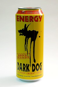 Dark Dog Yellow 500ml - by www.deepsonic.ch, Sept. 2007