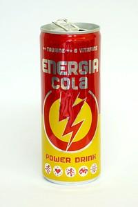 Energia Cola (CZ) - by www.deepsonic.ch, July 2008