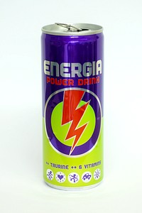 Energia Power Drink (CZ) - by www.deepsonic.ch, July 2008