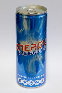 Energy Powerdrink - by www.deepsonic.ch, 03.10.2011