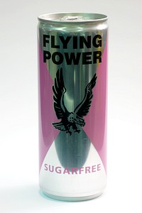 Flying Power Sugarfree - by www.deepsonic.ch, Sept. 2007