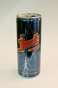 Jet Energy - by www.deepsonic.ch, February 2007