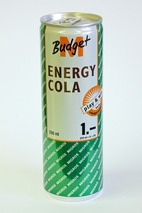 Migros Energy Cola - by www.deepsonic.ch, June 2007