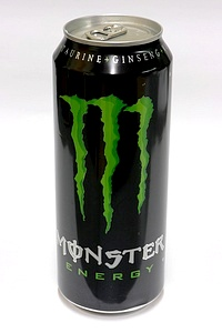 Monster Energy 500ml - by www.deepsonic.ch, 30.12.2010