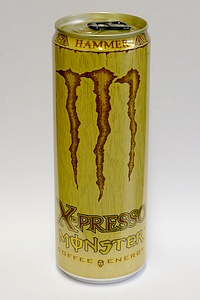 Monster Energy X-Presso 285ml - by www.deepsonic.ch, 03.10.2011