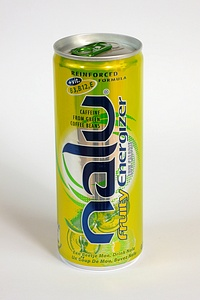 Nalu Fruity Energizer - by www.deepsonic.ch, 30.10.2009