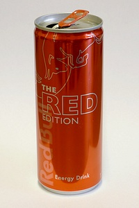 Red Bull Red Edition - by www.deepsonic.ch, 22.03.2012