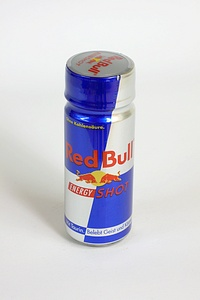 Red Bull Shot - by www.deepsonic.ch, 30.10.2009