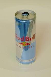 Red Bull sugarfree - by www.deepsonic.ch, February 2007