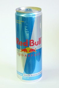 Red Bull Sugarfree 355ml - by www.deepsonic.ch, June 2007