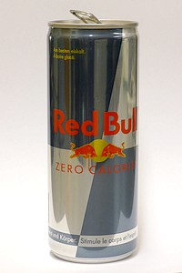 Red Bull Zero Calories - by www.deepsonic.ch, 12.06.2013