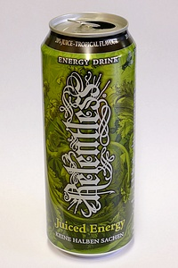 Relentless Juices Energy - by www.deepsonic.ch, 22.03.2012