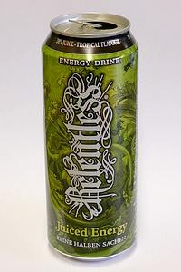 Relentless Juices Energy - by www.deepsonic.ch, 22.03.2012