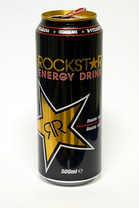 Rockstar Energy 500ml - by www.deepsonic.ch, 01.01.2009