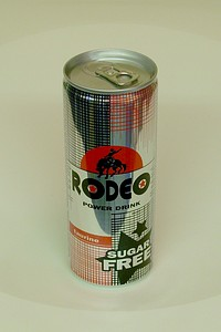 Rodeo Sugarfree - by www.deepsonic.ch, February 2007