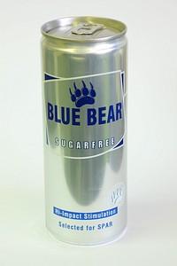 Spar Blue Bear Sugarfree - by www.deepsonic.ch, February 2007