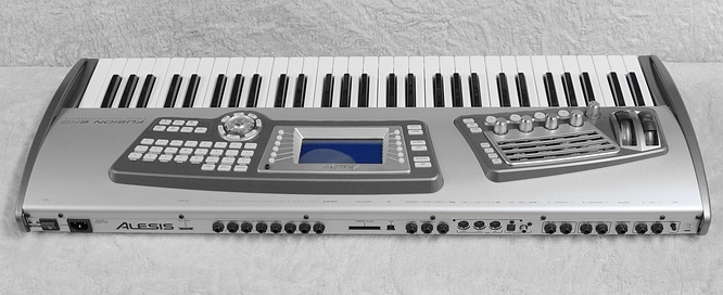 Alesis Fusion 6HD Synthesizer Digital Audio Workstation by deep!sonic 20.01.2020