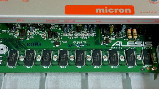 Alesis Micron by deepsonic 16.01.2010