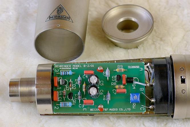 Behringer B-2 B2 by deep!sonic 13.10.2010