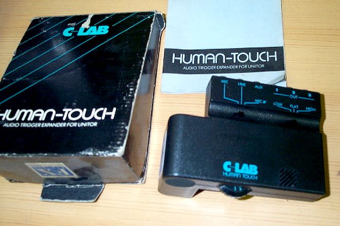 C-Lab Human-Touch - Pix by Ebay 01.2005
