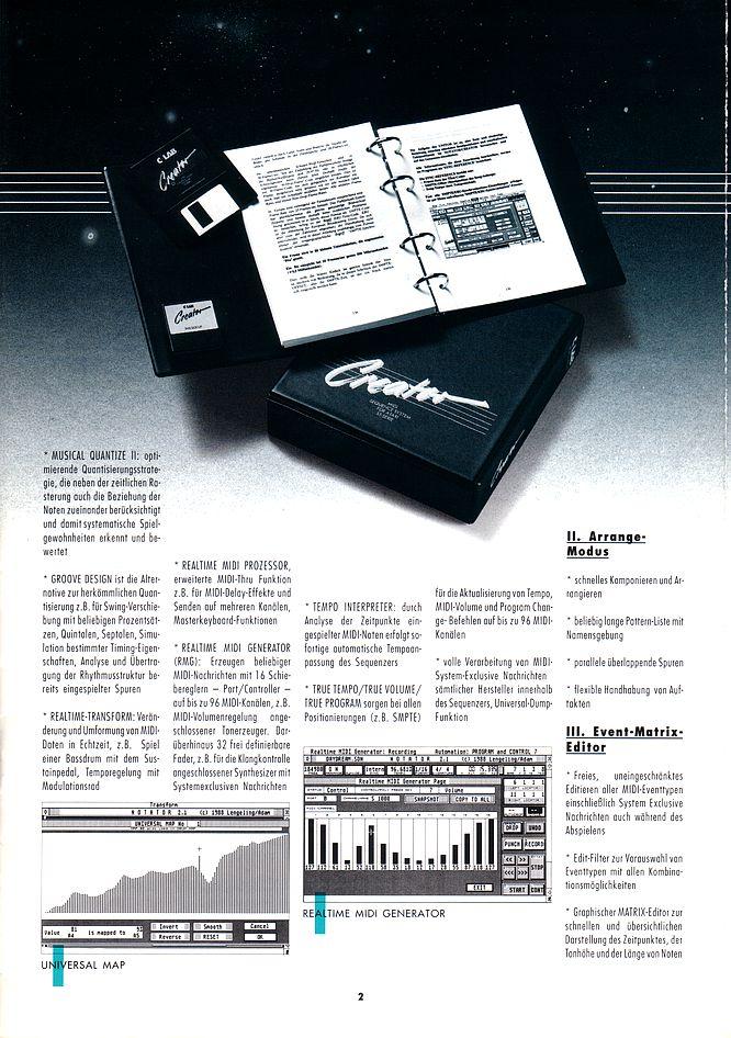 C-Lab Brochure - Scan by deep!sonic 01.2005