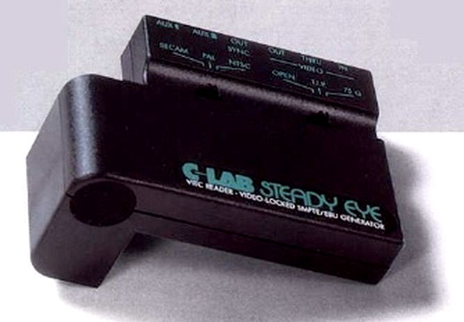 C-Lab Steady Eye - Pix by Ebay 01.2005