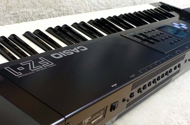 Casio FZ-1 FZ1 Sampler by deep!sonic 28.03.2019