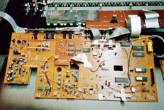 Casio VZ-1 VZ1 @ deep!sonic November 2004