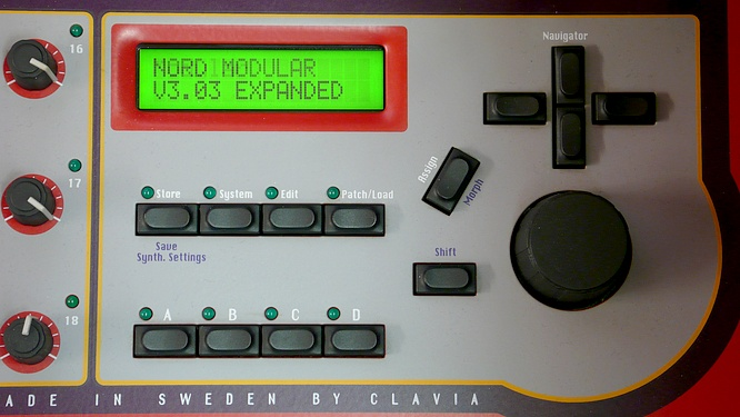Clavia Nord Modular Expansion v1.0 by deep!sonic 25.02.2010
