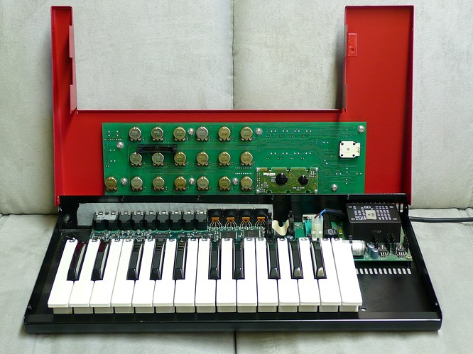 Clavia Nord Modular KB by deep!sonic 20.09.2007