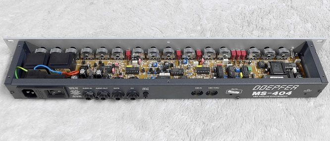 Doepfer MS-404 by deep!sonic 17.02.2021