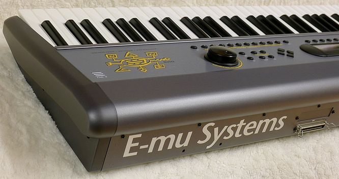 E-mu E-Synth Keyboard 6903 Emu Esynth KB by deep!sonic 07.01.2015