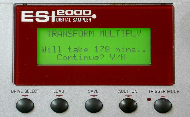 E-mu Esi2000 Transform Multiply by deep!sonic 16.11.2008