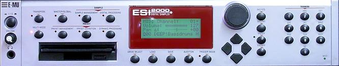 E-mu Esi-2000 by deep!sonic 11.2006