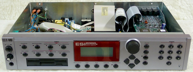 E-mu Esi-2000 Turbo by deep!sonic 17.03.2009