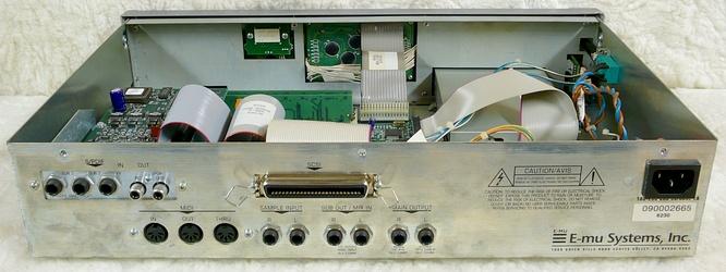 E-mu Esi-2000 Turbo by deep!sonic 17.03.2009