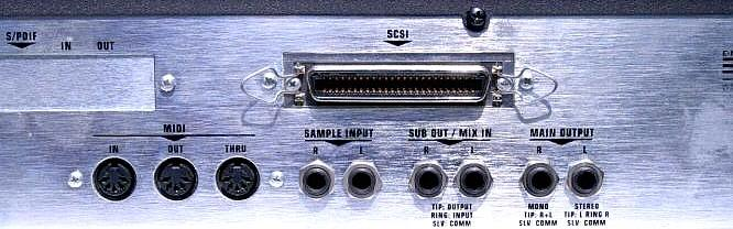 E-mu Esi-4000 by deep!sonic 01.2003