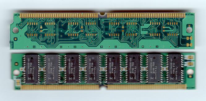 E-mu Esi-4000 2x 16MB Ram 72pin by deep!sonic 01.2004