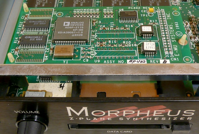 E-mu Morpheus by deep!sonic 05.02.2009