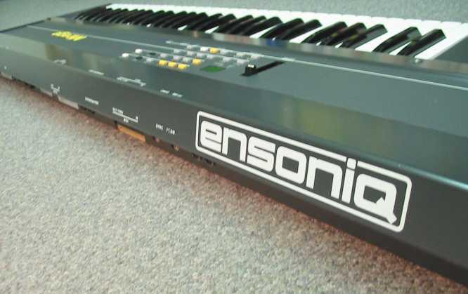 Ensoniq Mirage DSK-1 sn: 3029 by deep!sonic 2002
