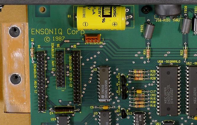 Ensoniq SQ-80 by deep!sonic 31.03.2011