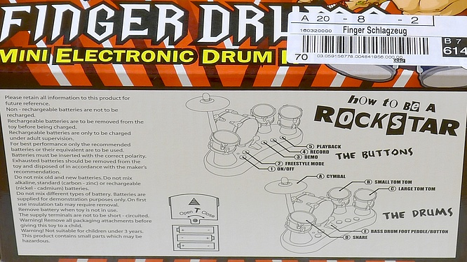 Fingerdrum by deep!sonic 26.12.2010