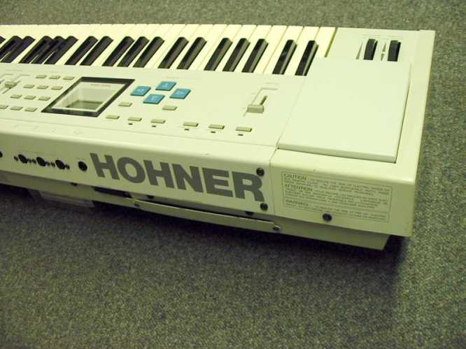 Hohner HS-1 HS1 by deep!sonic 06.12.2002
