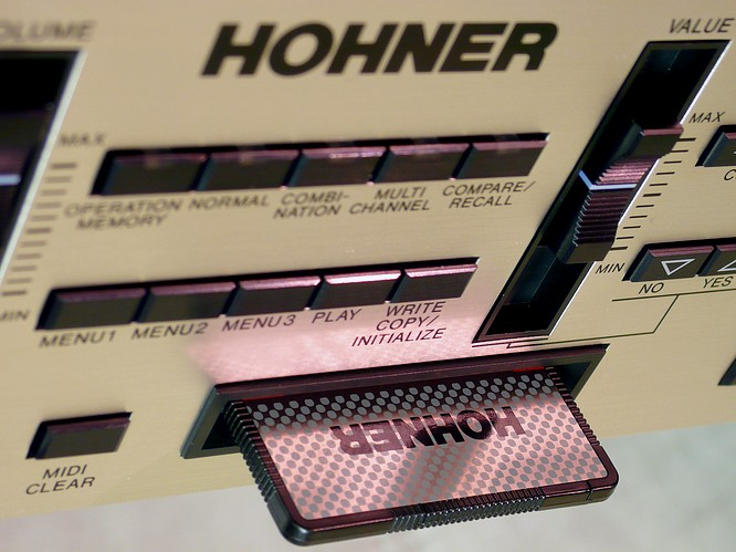 Hohner HS-2/E (Casio VZ10m), by deep!sonic 14.03.2007