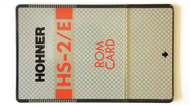 Hohner HS-2/E, Hohner HS-2, Casio VZ-1, Casio VZ-8m, Casio VZ-10m Rom Card by deep!sonic 26.02.2009